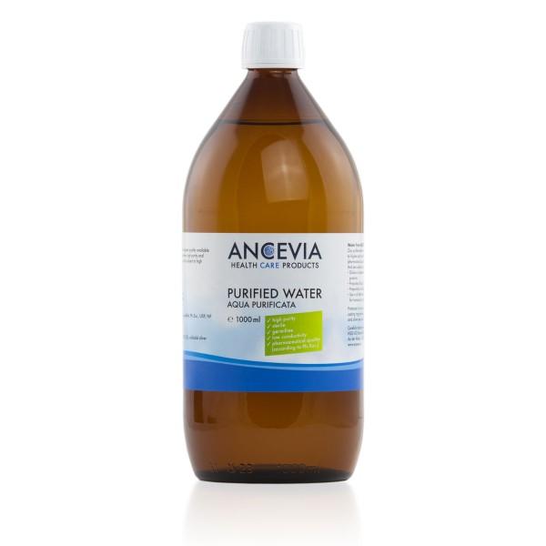 Ancevia® Ph.Eur. Wasser (AQUA PURFICATA) 1000 ml