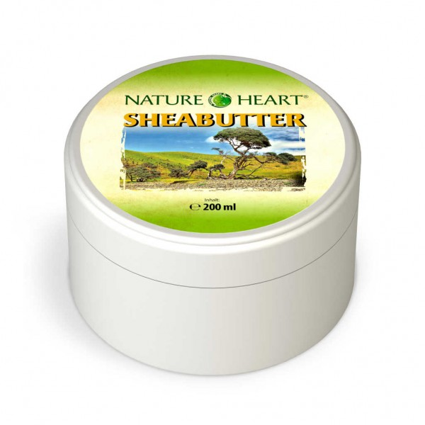 SHEABUTTER - 1 Dose mit 200 ml