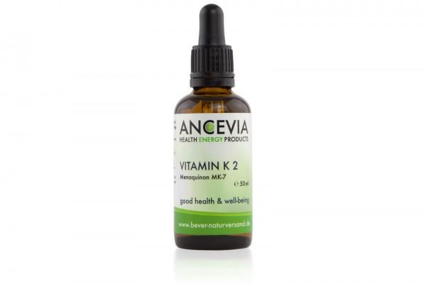 Ancevia VITAMIN K2 MK-7 Tropfen 50 ml