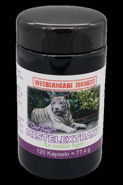 Mistelextrakt für weiße Tiger von Robert Franz
