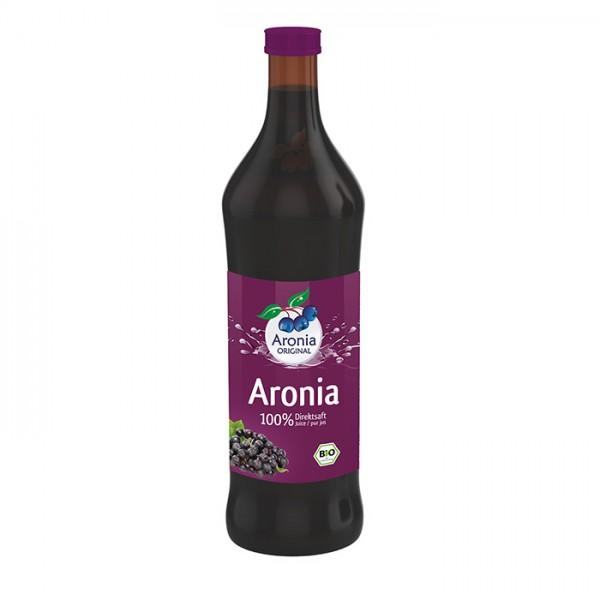 Bio Aroniasaft Direktsaft 0,7 Liter
