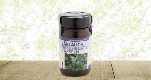 Bärlauch Frischblatt Kapseln 90 Stück