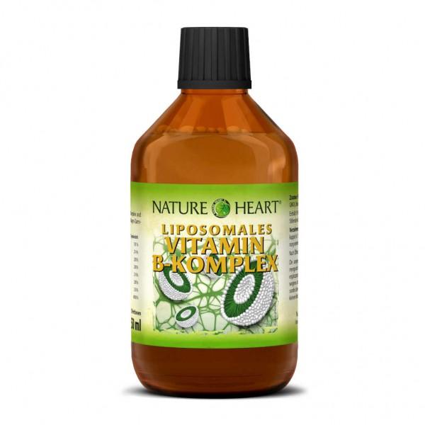 Liposomales Vitamin B Komplex - 250 ml MHD 09/2020