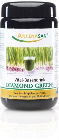 ANCENASAN® Diamond Greens Vital-Basendrink