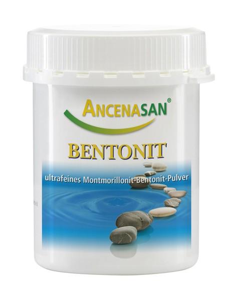 ANCENASAN® Bentonit Pulver