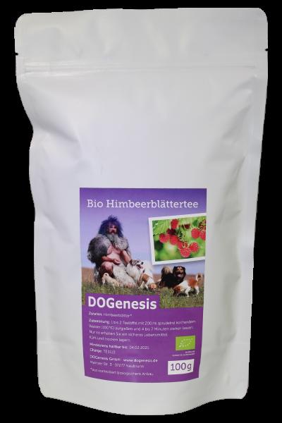 Himbeerblättertee Bio 100 g von Robert Franz