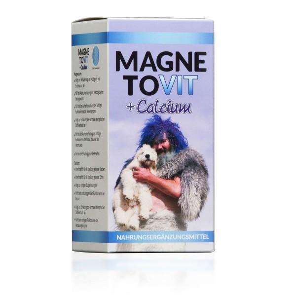MAGNE TOVIT + Calcium 250ml MHD 05/2021
