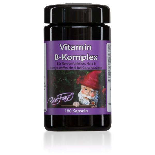 Vitamin B Komplex für Gartenzwerge 180 Kap. von Robert Franz