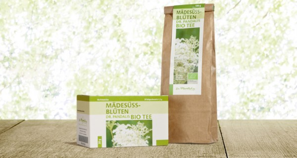 Dr. Pandalis Mädesüßblüten Bio Tee