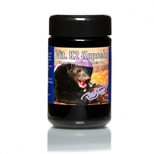 Vitamin K2 60 vegane Kapseln a 200 mcg von Robert Franz