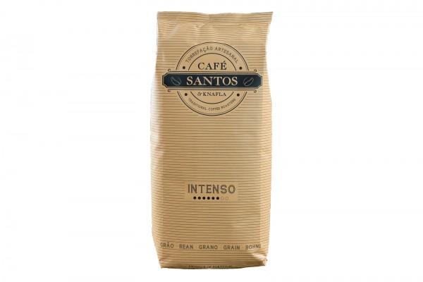 Kaffee Santos Intenso - ganze Bohne 1000g