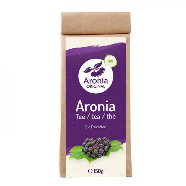 Bio Aronia Fruchttee (150 g) MHD 29.02.2020