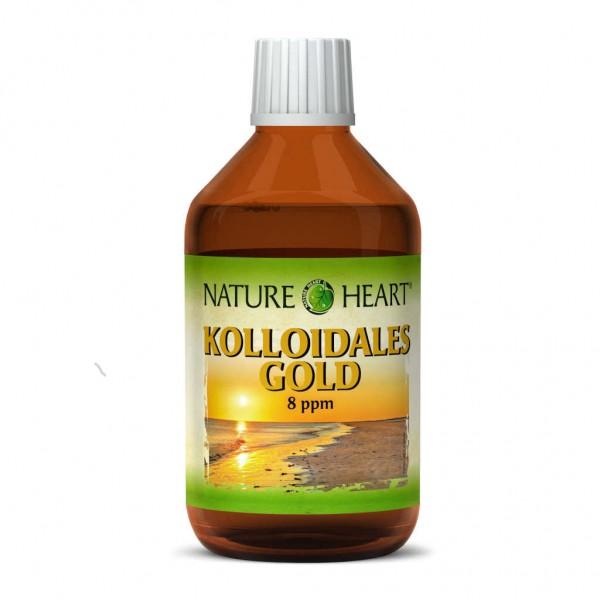 KOLLOIDALES GOLD 500 ml 8 ppm