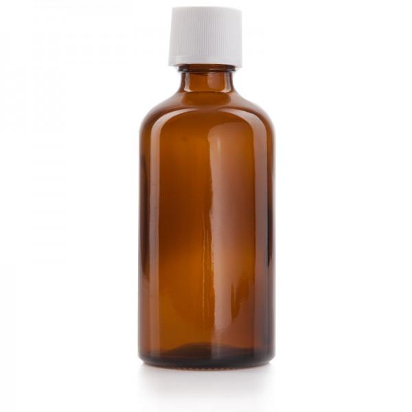 Braunglasflasche DIN 18