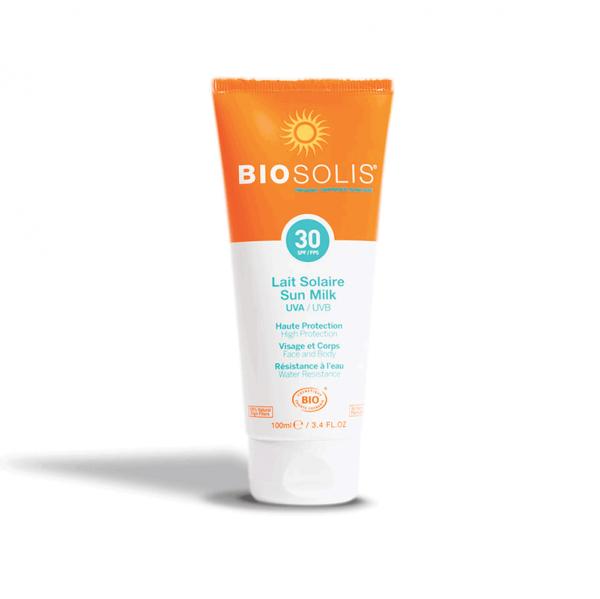 Biosolis® Sonnenschutzmilch SPF30