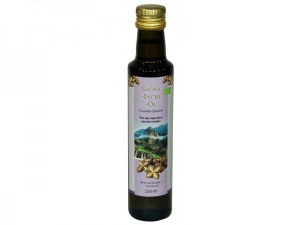 Bio - Sacha - Inchi - Öl aus Peru 250 ml
