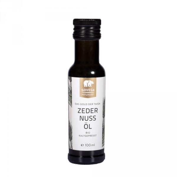 Bio Zedernuss-Öl, roh, 100ml
