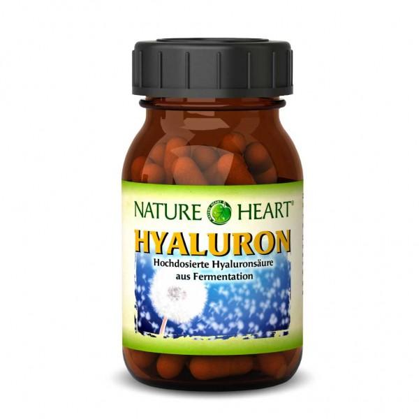 Hyaluron - 1 Glas mit 60 Kapseln