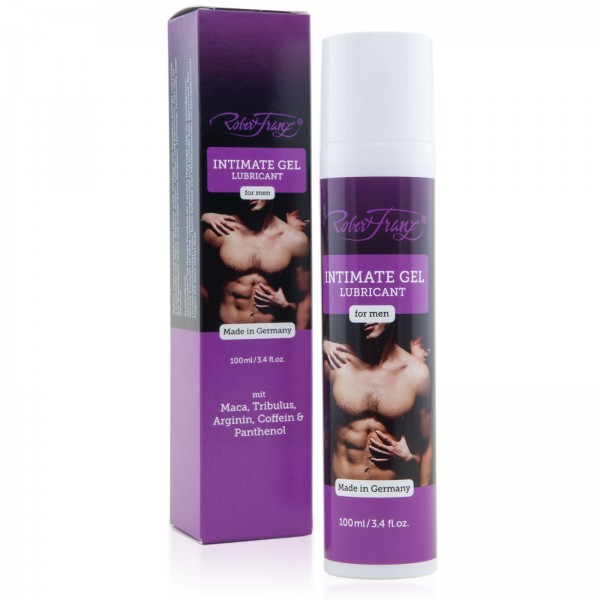 Intimate Gel Lubricant for men von Robert Franz