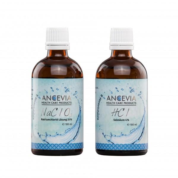 Ancevia Natriumchlorit 25% + Salzsäure 4%
