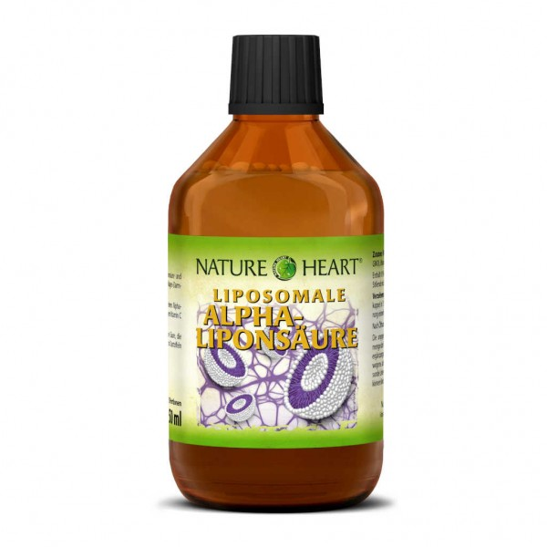Liposomale Alpha-Liponsäure 250 ml