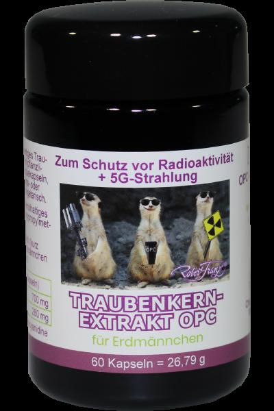 OPC 40 Traubenkernextrakt für Erdmännchen von Robert Franz