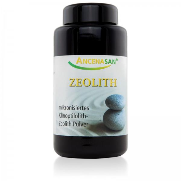 ANCENASAN® mikronisiertes Klinoptilolith Zeolith Pulver