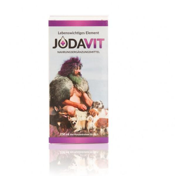 Jodavit 250 ml – Lebenswichtiges Element von Robert Franz