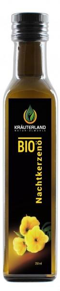 BIO-Nachtkerzenöl, kaltgepresst 250ml MHD 30.09.2018
