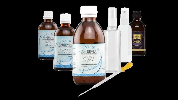 Ancevia® Chlordioxid im Set - zum Sonderpreis