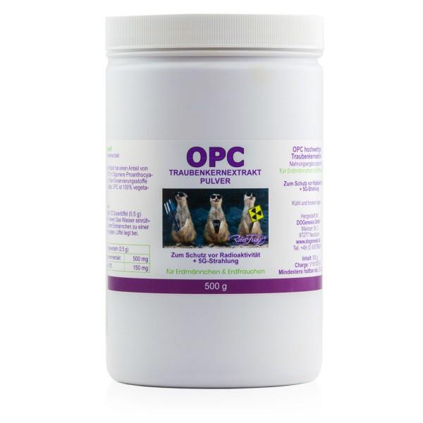 OPC Pulver für Erdfrauchen 500g von Robert Franz