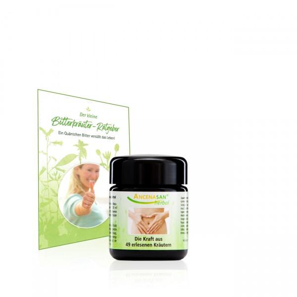 ANCENASAN® herbal 49 Kräuter inkl. Ratgeber