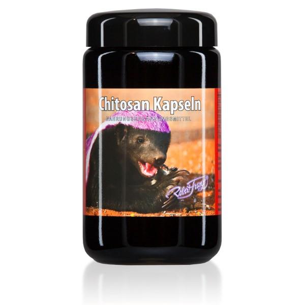 Chitosan 180 Kapseln a 670 mg von Robert Franz