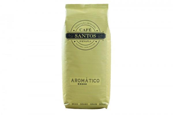 Kaffee Santos Aromático - ganze Bohne 1000g