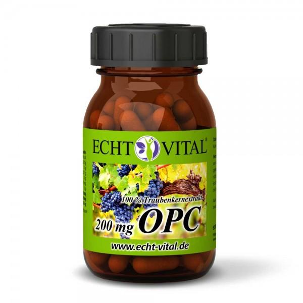 ECHT VITAL OPC - 1 Glas mit 60 Kapseln