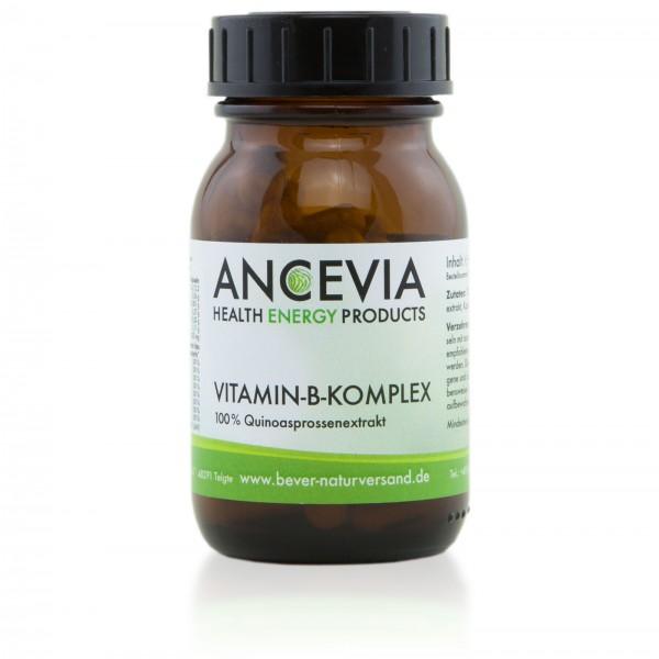 Ancevia Vitamin B-Komplex 60 Vegane Kapseln