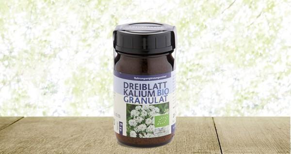Dr. Pandalis® Dreiblatt Kalium Granulat (Bio)