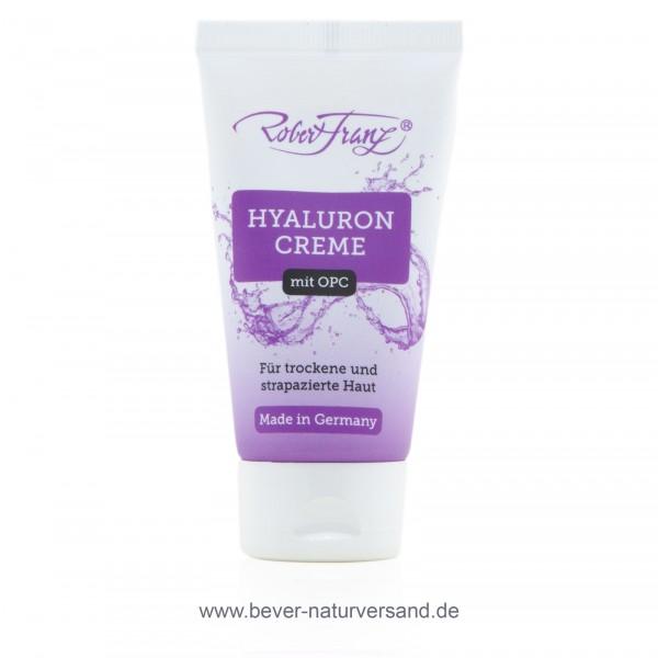 Hyaluron Creme mit OPC von Robert Franz