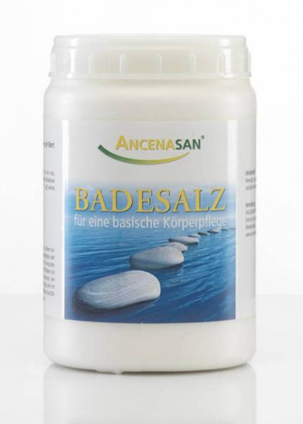 ANCENASAN® Basisches Badesalz