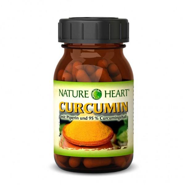 Curcumin - 1 Glas mit 60 Kapseln