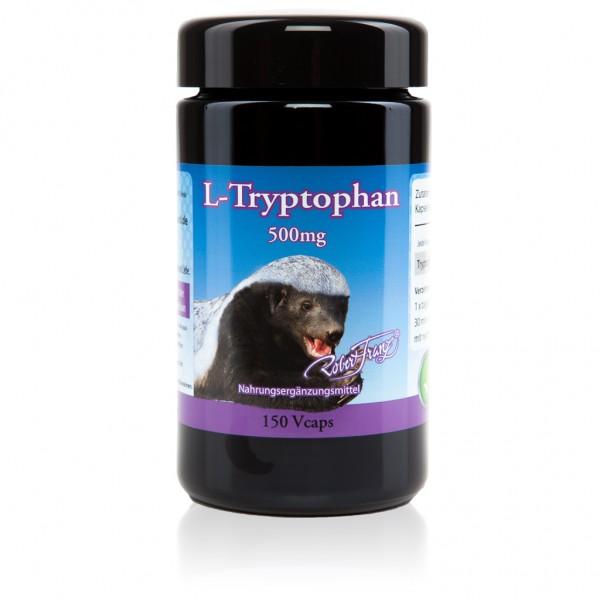 L-Tryptophan 150 Kapseln für Koalas von Robert Franz