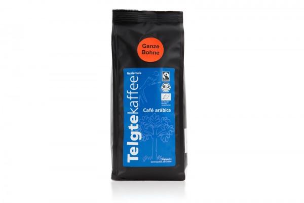 Bio Telgte Kaffee Guantemala fairtrade 250 g