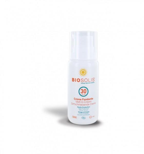 Biosolis® Zartschmelzende Creme SPF30 - MHD 02/2020