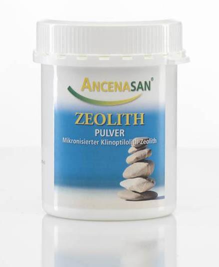 ANCENASAN® Zeolith Pulver